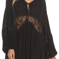 Free People Intimately FP Sleepin' 'n' Dreamin' Lace Inset Top | Nordstrom