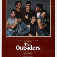 Outsiders The Movie Poster 24x36