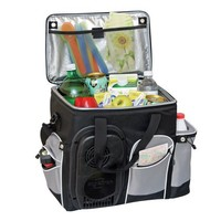 Koolatron 12V Travel Cooler - D25, Black | AihaZone Store
