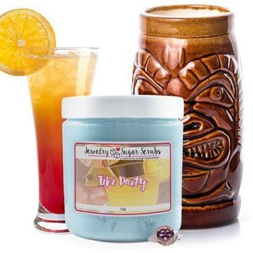 Tiki Party | Single Jewelry Sugar Scrub®
