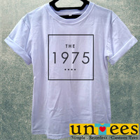 Low Price Women's Adult T-Shirt - The 1975 Band design