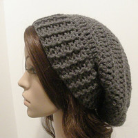 Everyday Extra Slouch Hat Charcoal Gray