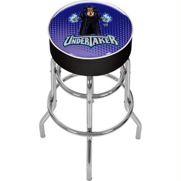 WWE Kids Undertaker Padded Bar Stool