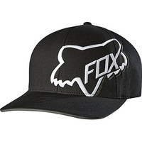 Fox Men's Timeout Flexfit Hat Black LXL
