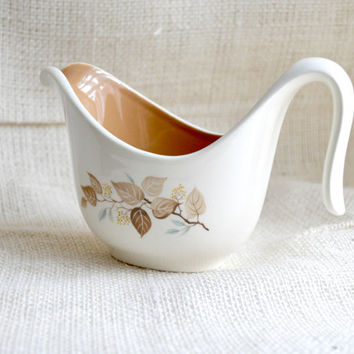 Taylor Smith Taylor creamer- Enchantment //  Mid century modern creamer