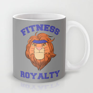 Fitness Royalty Mug by LookHUMAN