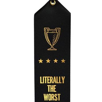 Literally The Worst Ribbon
