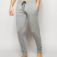 Esprit Jersey Cuffed Joggers In Slim Fit at asos.com
