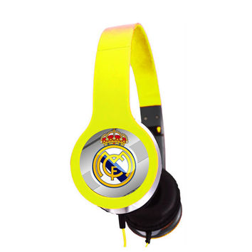 Real Madrid UEFA Headphones 2017