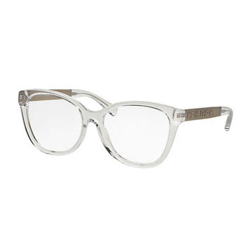 Michael Kors Square Metal-Arm Optical Frames