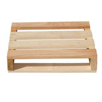 Houseworks, Ltd., 23 in. x 40 in. Pallet Unfinished Wood Decor and Storage, 94711 at The Home Depot - Mobile