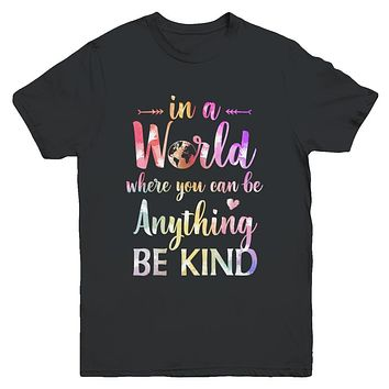 Autism In A World Where You Can Be Anything Be Kind Youth