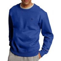 Champion Men's Powerblend Fleece Crewneck Sweatshirt| DICK'S Sporting Goods