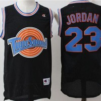 Space Jam 23 Jordan Movie Basketball Jersey DCCK