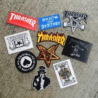 Thrasher Magazine Shop - 10 Sticker Pack