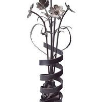 RUSTIC CORKSCREW BOUQUET | Home & Garden, Decoration, Unique, Interesting Design, For Flowers, Made From Plated Steel | UncommonGoods