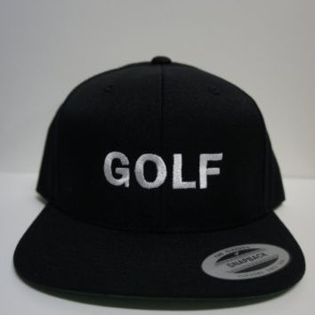 Golf Odd Future Wolf Gang Creator Snapback Hat
