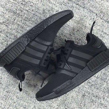 Adidas NMD R1 3M Reflective shoelace Fashion Trending Running Sports Shoes NMD  RUNNER PK Color ALL b36d1a5153