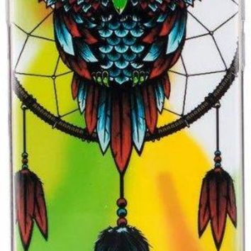 Glow in the Dark Owl Dreamcatcher iPhone 7 Case