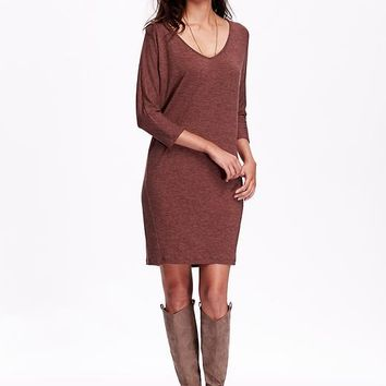 Old Navy Jersey Cocoon Dress