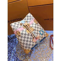 LV Louis Vuitton MONOGRAM CANVAS PRINTING NEONOE HANDBAG SHOULDER BAG