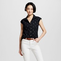 Women's Printed Blouse - Merona™