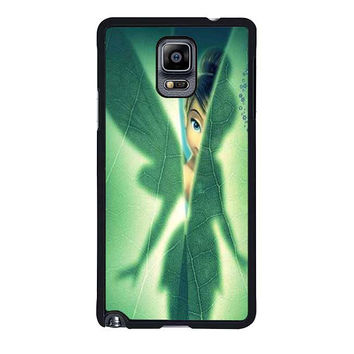 tinkerbell peek a boo samsung galaxy note 4 note 3 cover cases