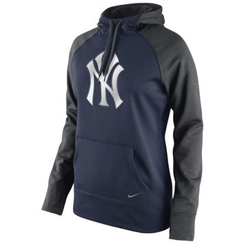 New York Yankees Dri-Fit All Time Hoody 1.5 by Nike - MLB.com Shop