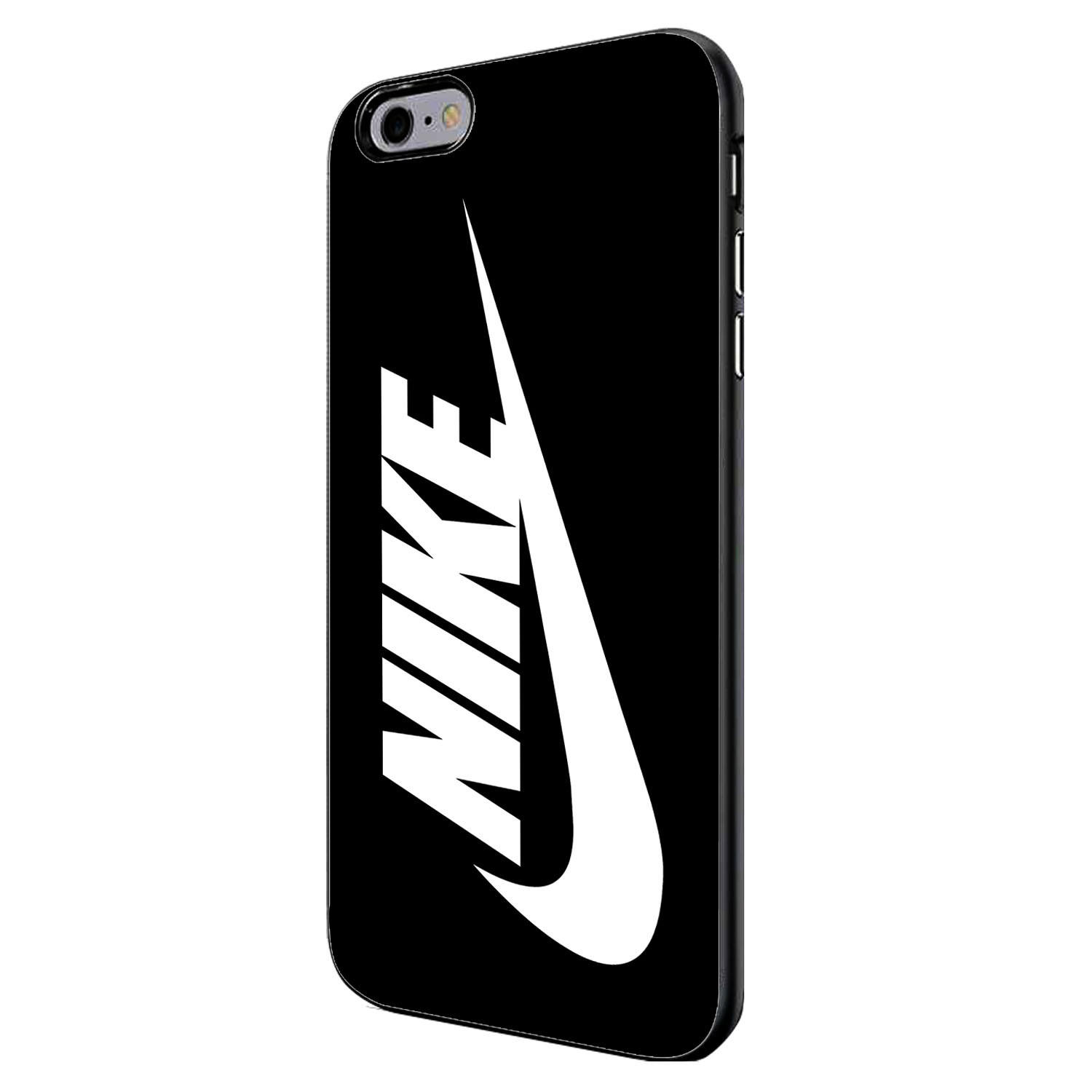 nike just do it swoosh white iphone 6 from. Black Bedroom Furniture Sets. Home Design Ideas