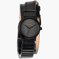 Nixon Kenzi Wrap Watch All Black One Size For Women 25953210001