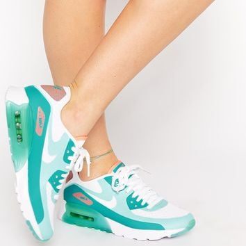 Nike Air Max 90 Ultra BR Turquoise from ASOS  e9f20b5b6b