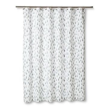 Nate Berkus™ Watercolor Shower Curtain