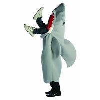 Rasta Imposta Man Eating Shark Halloween Party Costume Set