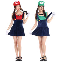 Cosplay Anime Cosplay Apparel Halloween Costume [9220658116]