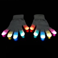 EmazingLights eLite ezLite 2.0 Light Up LED Glove Set