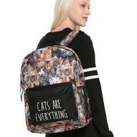 Cats Are Everything Backpack