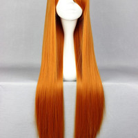 80cm Long Cosplay Wig