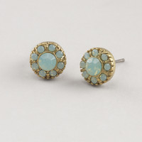 Pacific Opal Stud Earrings - World Market