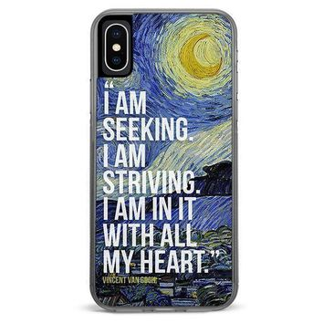 Vincent Van Gogh iPhone XR case