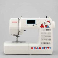 Janome 15822 Hello Kitty Sewing Machine- White One