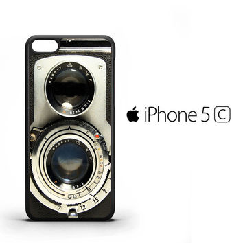 Vintage Camera V0243 iPhone 5C Case