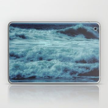 Come a Little Closer Laptop & iPad Skin by Ducky B