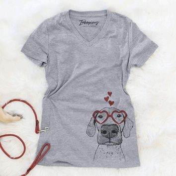 Leroy the German Shorthaired Pointer  - Valentine Collection