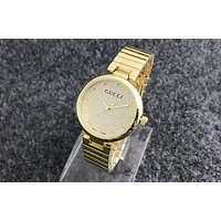 GUCCI classic watch F-Fushida-8899 Gold