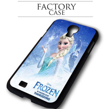 Elsa Snowqueen Disney Frozen iPhone for 4 5 5c 6 Plus Case, Samsung Galaxy for S3 S4 S5 Note 3 4 Case, iPod for 4 5 Case
