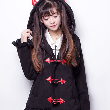 Devil Horns Coat