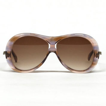 Unworn Vintage Silhouette Sunglasses | mod 67 | 1970s EyeGlass Frame in deadstock condition