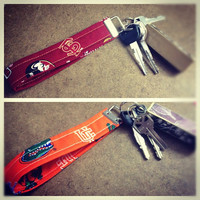 FSU or UF Key Fob - Choose Your Own