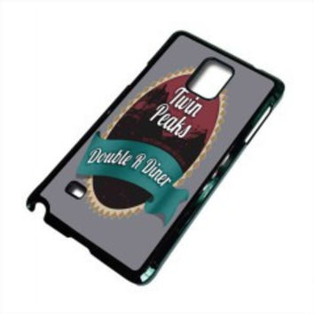 welcome to twin peaks 5 for samsung galaxy note 5 case