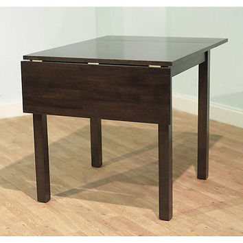 Living Austin Drop Leaf Table Decor Design New Free Shipping